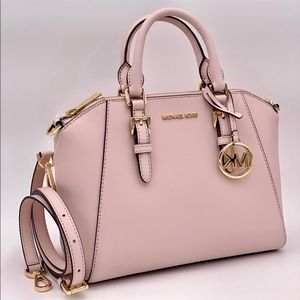 Michael Kors MD Ciara Messenger Pink